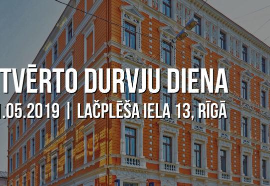 """Renovētais Rīgas centra nams Lāčplēša ielā 13 – pirmais daudzdzīvokļu projekts, kas piedāvā """"Reaton"""" programmu """"Mājokļa saimnieks"""""""