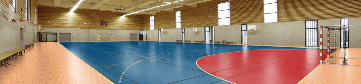 Koka sporta grīda