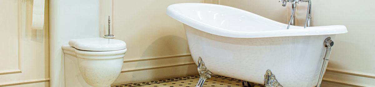 Vannas istabas iekārtas