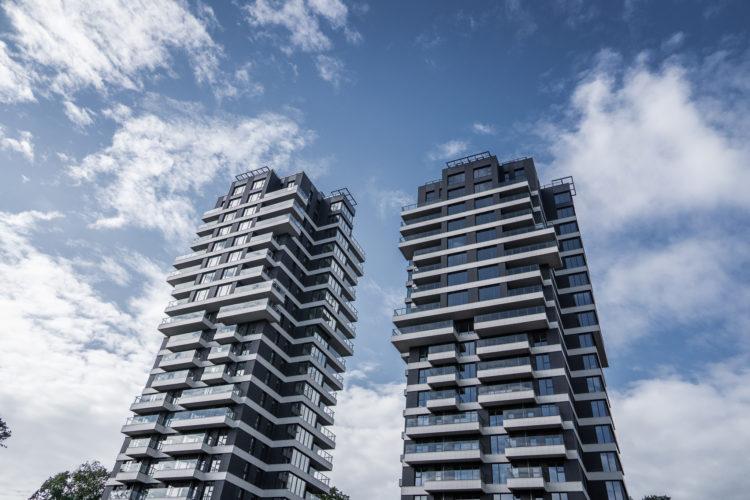 """Dzīvojamo ēku projekts """"Filozofu rezidence"""