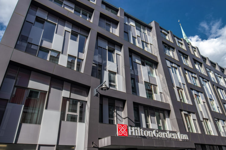 Гостиница Hilton Garden Inn