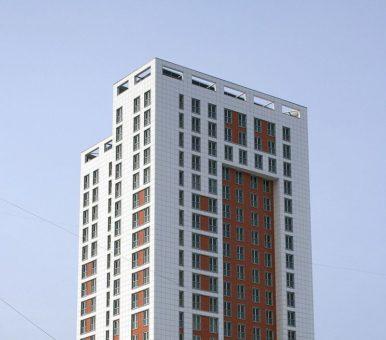 Astra Lux dzīvojamā ēka