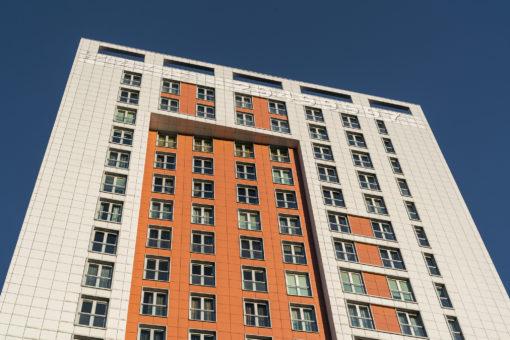 Astra Lux ir daudzstāvu dzīvojamā ēka