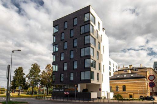 Daudzdzīvokļu māja