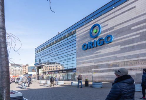 Tirdzniecības centrs ORIGO