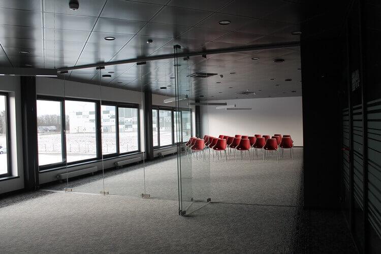 RADEX biroja un noliktavas ēku komplekss